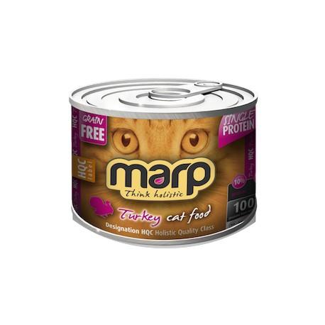 MARP Chat Pâtée Dinde - 200 g