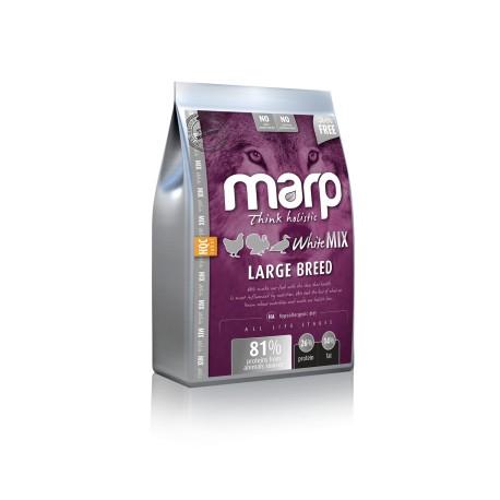 MARP White Mix Moyennes Grandes Races Chiot, Chien Adulte/Senior 12 kg