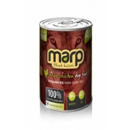 MARP Chien Pâtée Poulet - 400 g x 6